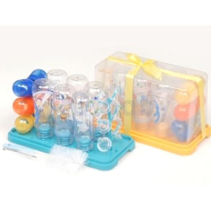 IQ Baby Gift Set Drying Rack Botol Susu Paketan