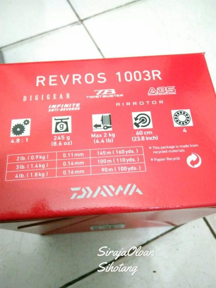 b2c7814a3b4 Jual daiwa revros 1003R - DKI Jakarta - siraja oloan   Tokopedia