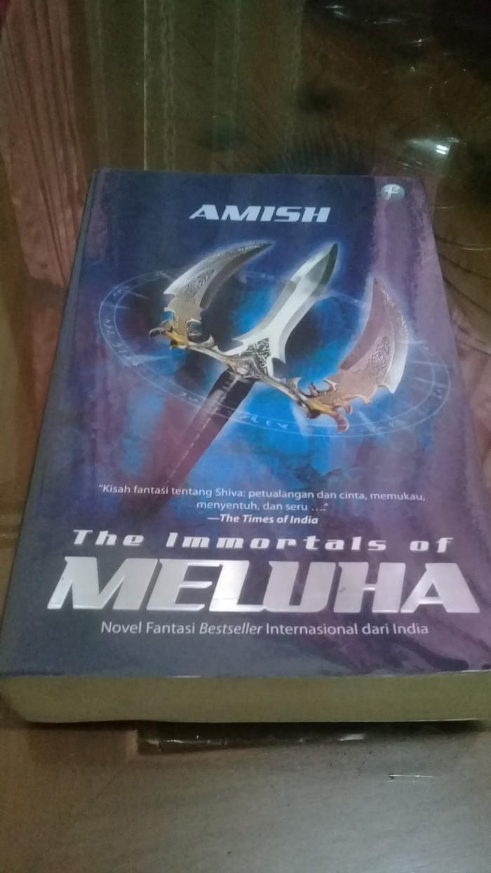 Jual The Immortals Of Meluha Kota Bekasi Novelbekas I