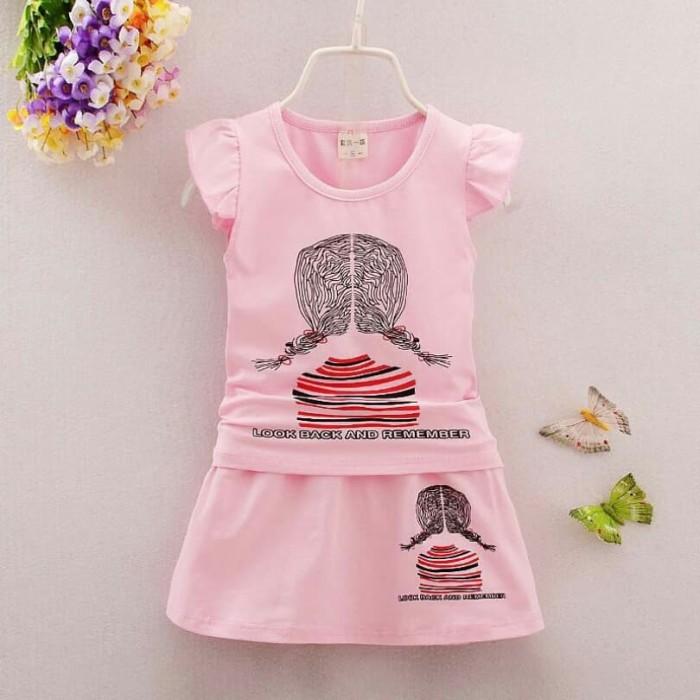 Jual Baju Setelan Anak Perempuan Import Baju Anak Cewek Lucu Fashion ... 051f04bd27