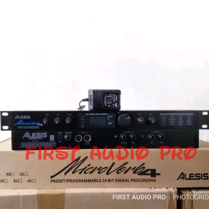 harga Effect vocal alesis microverb 4 made in malaysia Tokopedia.com