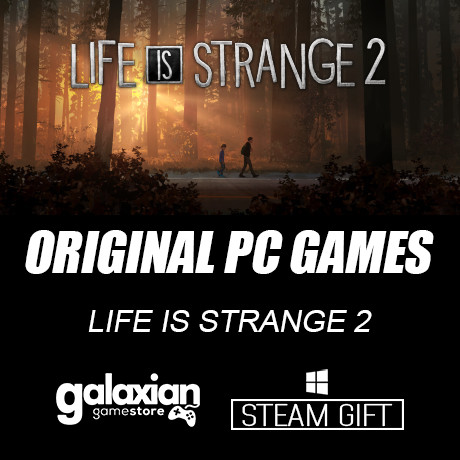 harga Life is strange 2 - steam original pc games Tokopedia.com