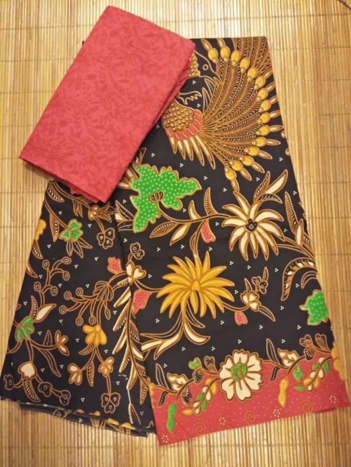 Jual kain batik set dengan kain embos bisa beli terpisah - batik ... fba4783040