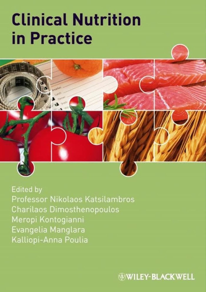 Clinical Nutrition in Practice_4 EBOOK