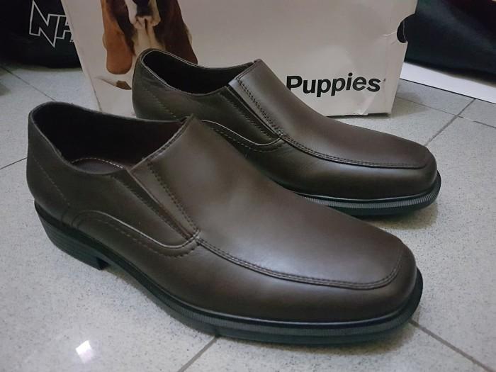 Jual Sepatu Hush Puppies Pantofel Leather Only Size 39 100