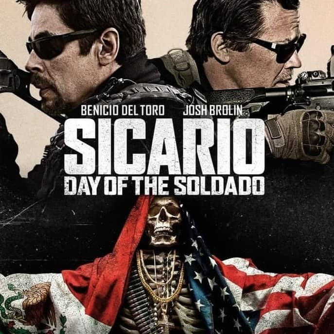 Jual Sicario Day Of The Soldado Blu Ray Dvd 2018 Jakarta Utara Athena S Beauty Tokopedia