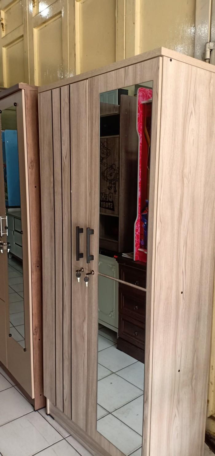 Jual Lemari Pakaian 2 Pintu Goal BANDUNG Kota Bandung Venus Furniture