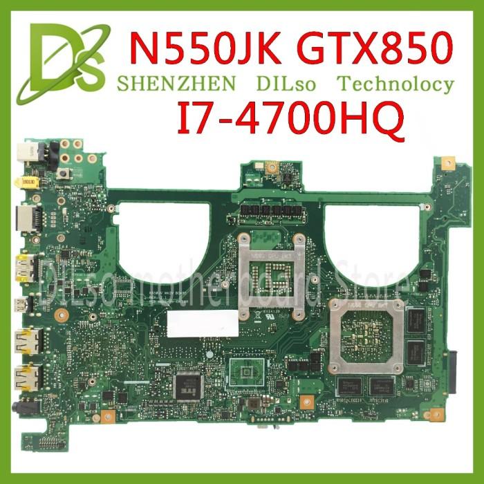 Asus N550JK Chipset Driver for Mac Download