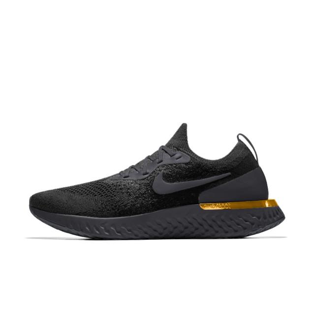 51bf782f975f Jual Nike Epic React Flyknit Original - Hitam - wkshopmall