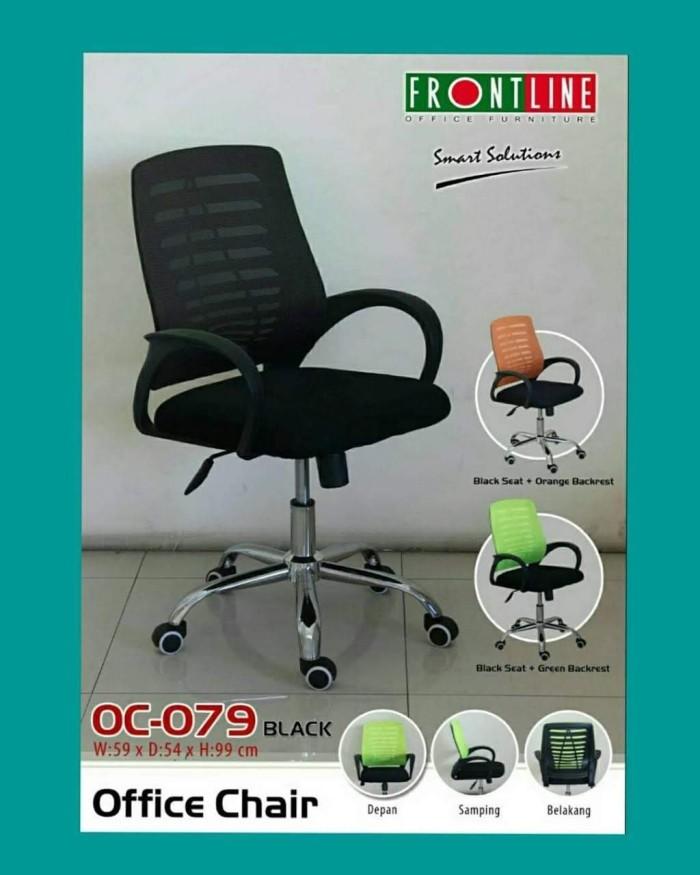 99+ Spesifikasi Kursi Kantor Frontline Terbaru