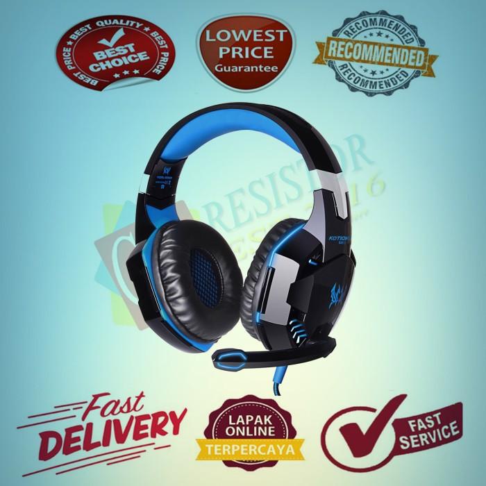 harga Kotion each g2000 gaming headset super bass with led light Tokopedia.com