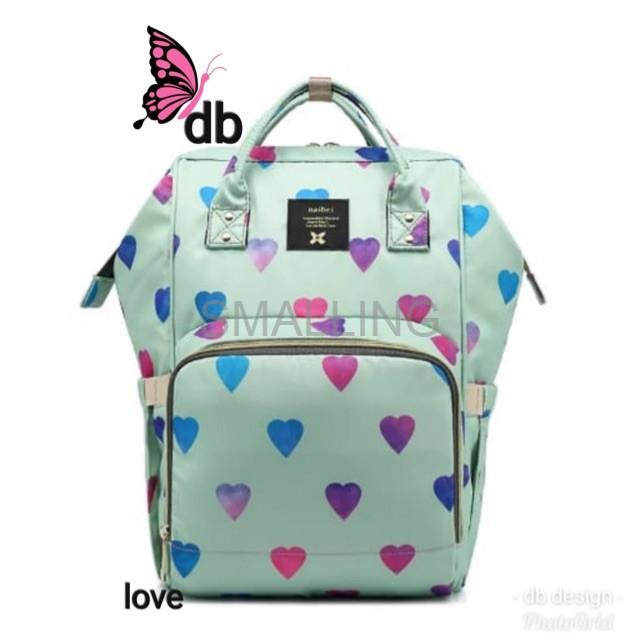 Jual TAS KEKINIAN FASHION Backpack Wanita Lokal Love Anello Murah ... 7371cfb099