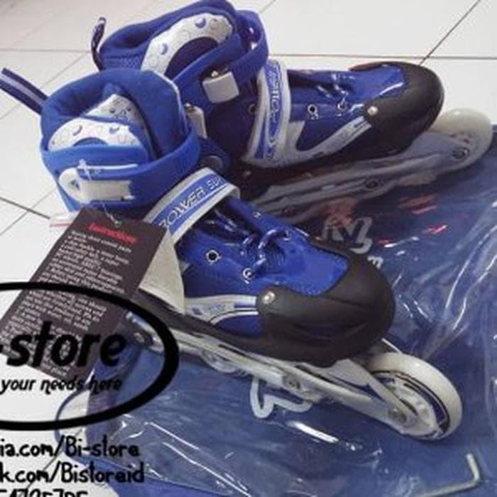 Jual Sepatu Roda Inline Power Skate SUPERB Size S M L harga Grosir ... b15e3bf31a