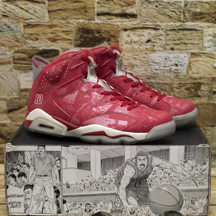 d007077b22aef3 Jual Nike Air Jordan 6 Retro Slam Dunk BNIB US 10.5