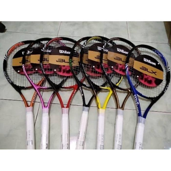 Raket Tennis / Tenis Wilson BLX / BABOLAT Diskon