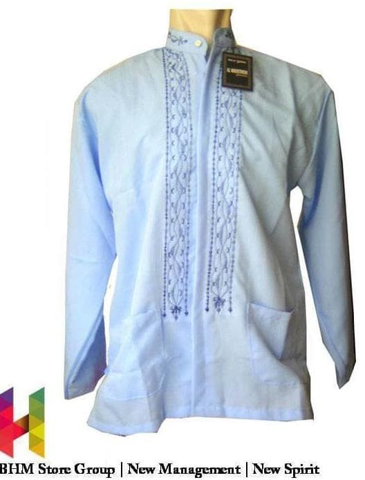 New Produk Baju Koko Dewasa Al Mubarok Lengan Panjang Jaminan Mutu
