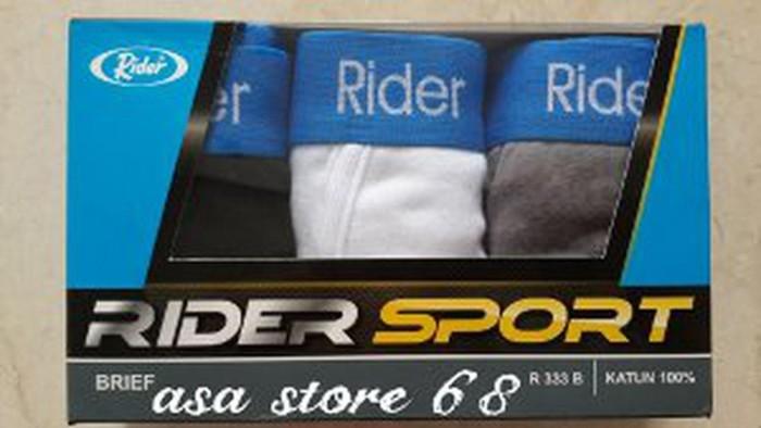 TERLARIS Celana Dalam Pria Rider 333 Diskon