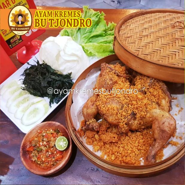 Jual 1 Ekor Ayam Goreng Kremes Kampung Dki Jakarta Ayam Kremes Butjondro Tokopedia