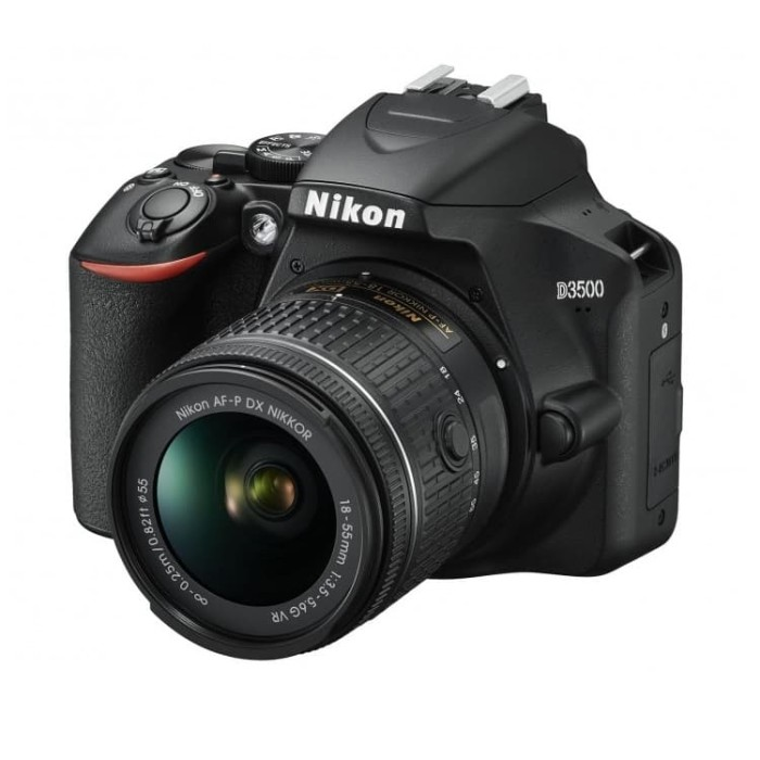 harga Nikon d3500 kit 18-55mm full acc Tokopedia.com