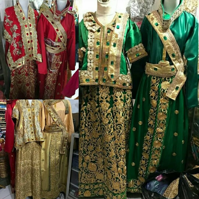 Baju Pengantin Adat Makassar