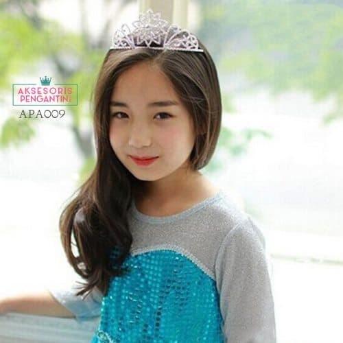 Jual Mahkota Pesta Anak l Aksesoris Rambut Tiara Mahkota Wanita - APA 009 - Aksesoris Pengantin | Tokopedia