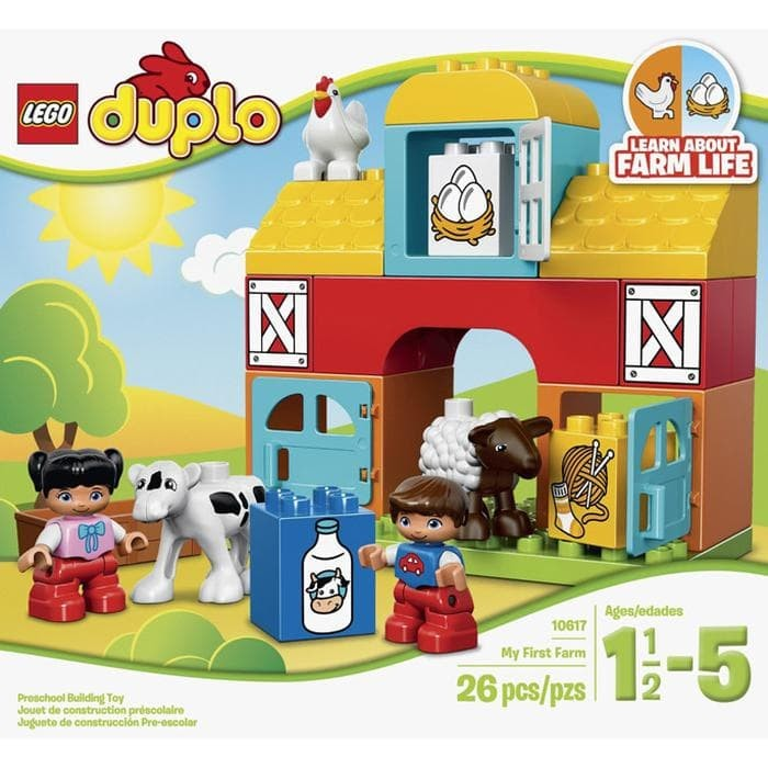 Jual Lego Duplo My First Farm 10617 Murah Lovely Online Store