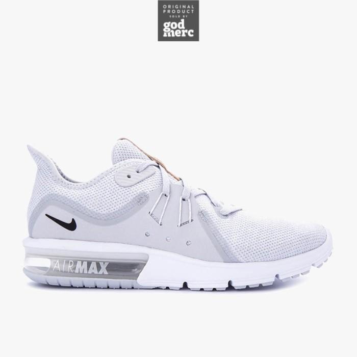 Jual ORIGINAL Nike Air Max Sequent 3 Sepatu Women Pure C3GS Kab. Bekasi Godmerc | Tokopedia