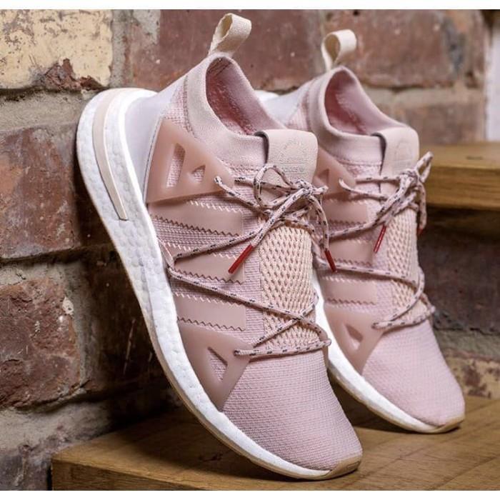 Foto Produk Sepatu Sneakers Desain Adidas arkyn Boost Bahan Mesh Breathable untu dari Toserba Support LZD