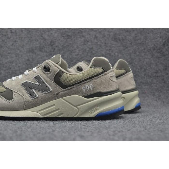 Jual Sepatu Sneakers Lari Model New Balance 999 NB999 Warna Abu-Abu ... f72d3dead1