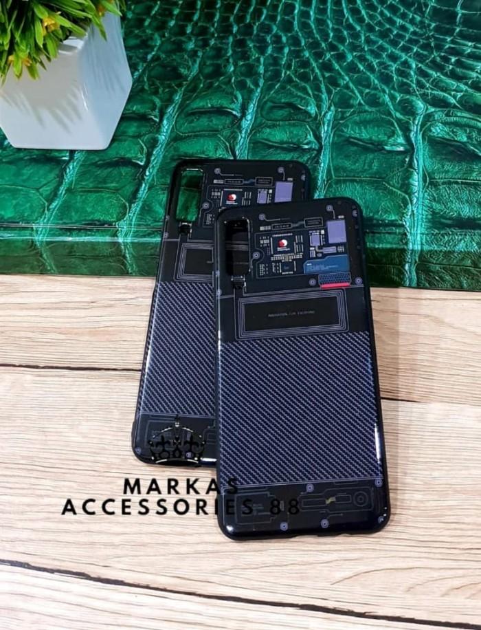 harga Samsung galaxy a7 2018 back case motif gambar mesin silicon casing Tokopedia.com