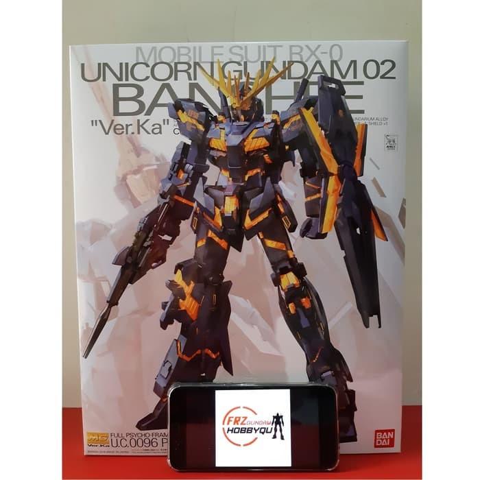 Jual Mg Unicorn 02 Banshee Norn Ver Ka Gundam Ori Bandai Murah Box Mulus Jakarta Barat Zela Zelo Shop Tokopedia