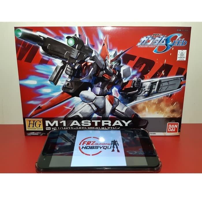 Jual Hg M1 Astray Gundam Asli Gunpla Bandai Murah Jakarta Barat Zela Zelo Shop Tokopedia