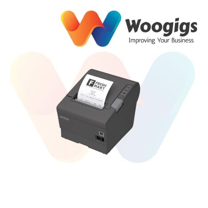 Foto Produk Printer Thermal Epson TM-T82 80mm - Aplikasi Kasir Mobile Woogigs dari Woogigs Indonesia