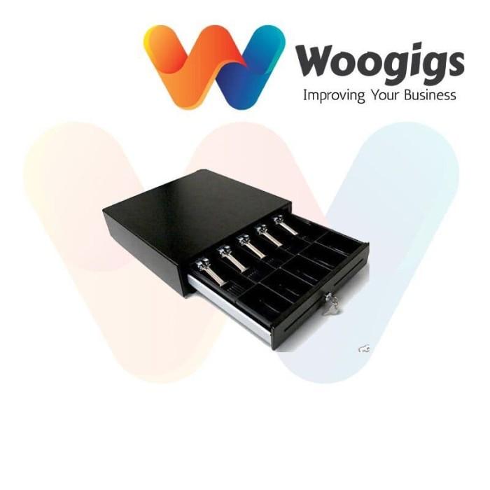 Foto Produk Cash Drawer Otomatis - Aplikasi Kasir Mobile Woogigs dari Woogigs Indonesia