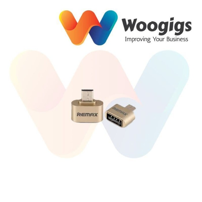Foto Produk USB OTG Remax - Aplikasi Kasir Mobile Woogigs dari Woogigs Indonesia