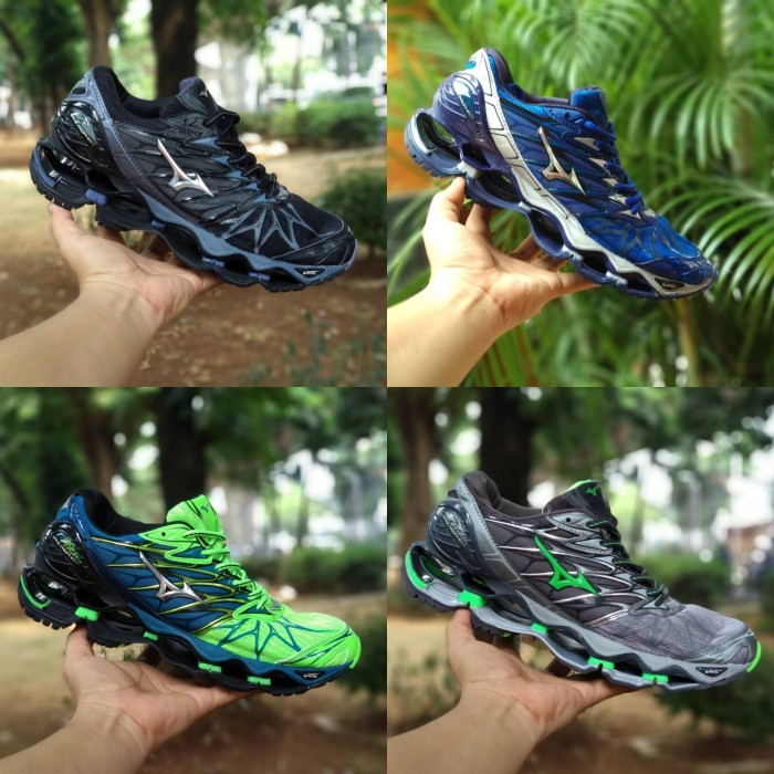 mizuno wave prophecy 7 gold