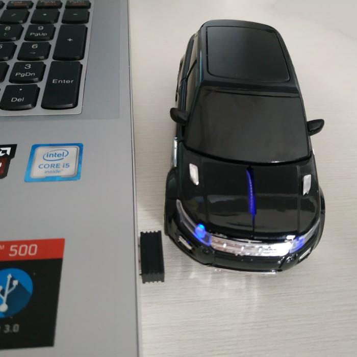 harga Mouse wireless unik mobil suv 1600 dpi Tokopedia.com