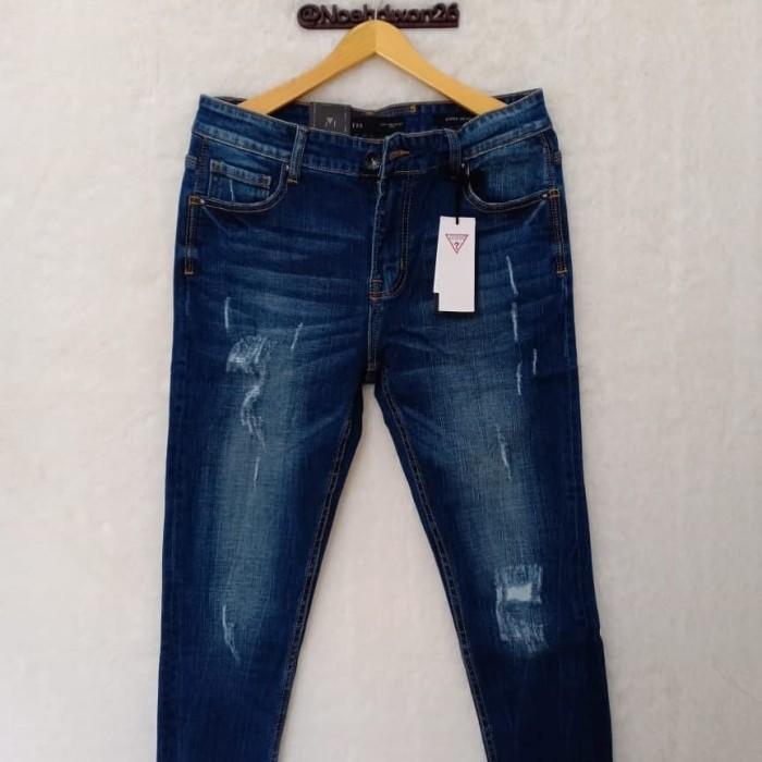 Jual celana panjang guess jeans pria 1 1 new - dixonkennedy  80355369c4
