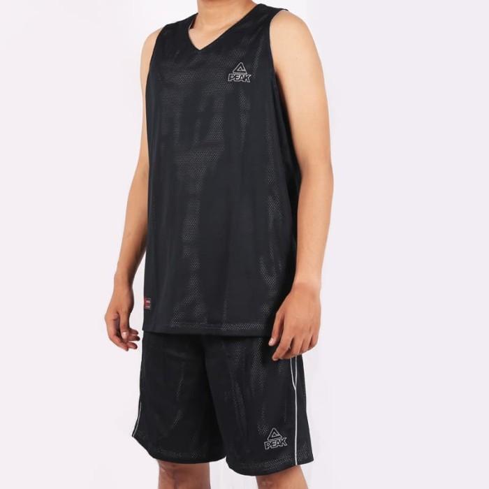 harga Peak jaket basket / jersey basket - f751121 - hijau l Tokopedia.com