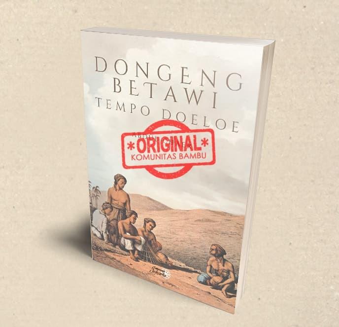 Foto Produk Dongeng Betawi Tempo Doeloe dari Official Buku Kobam