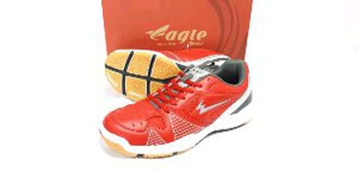 Eagle Marcus Sepatu Badminton Merah Abu Abu - Wikie Cloud Design Ideas 3cf0bed172