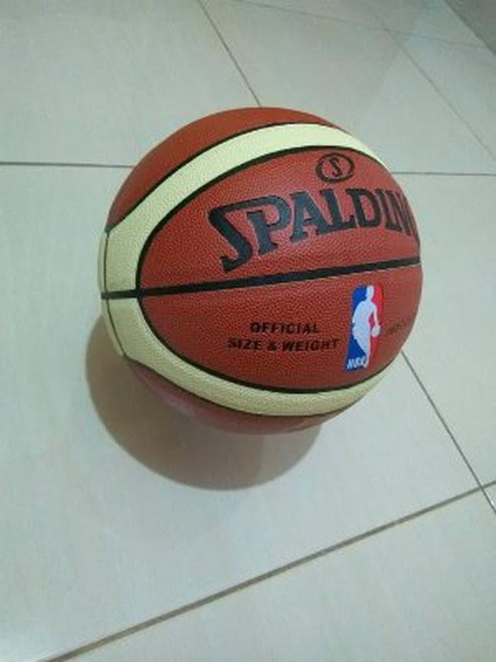 Jual Jual Bola basket Spalding NBA import Berkualitas alat olahraga ... 9ef0f9ea22