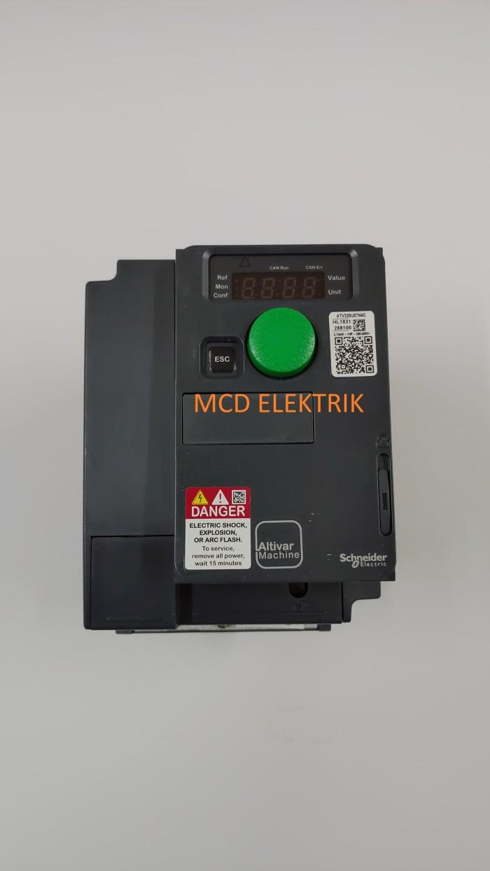 Jual Inverter / VSD Schneider Electric Altivar ATV320 2 2KW 3 Phase 400V -  Jakarta Utara - MCD Elektrik | Tokopedia