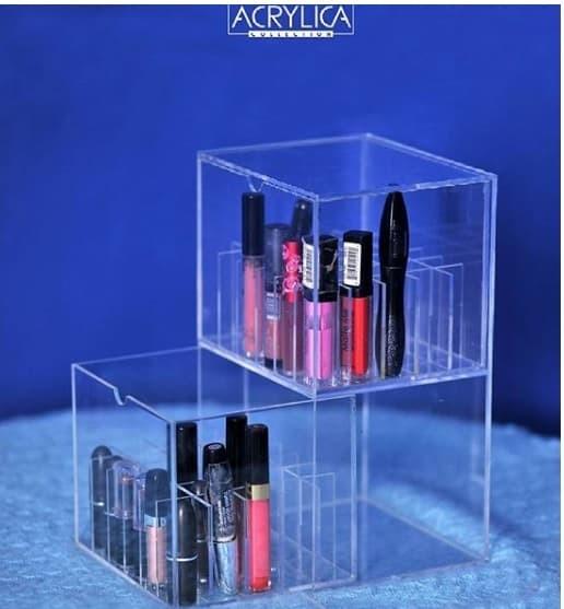 Kreasi Acrylic Rak Lipstik Acrylic CA1104