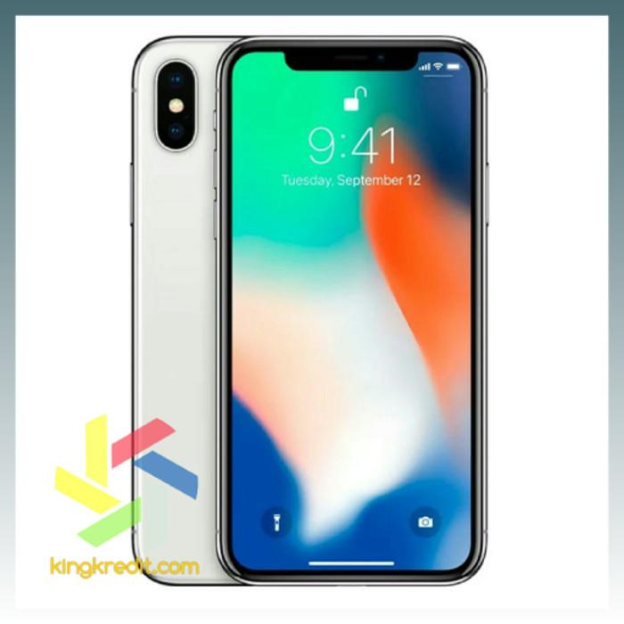 Jual Kredit Iphone X 64gb Cash Kredit Hp Tanpa Kartu Kredit Kota Batam Putra Siregar Store Tokopedia