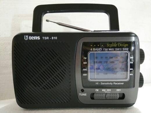 Tens radio 9 band tsr 909. Daftar Harga produk Tens Terbaru Maret 2019 Source · RADIO TENS TSR 810
