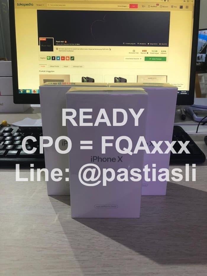 Jual Brand Original Ready Stock Iphone 256gb X Gray Garansi Resmi Apple 1 Kota Bekasi Putra Siregar Phonsel Tokopedia