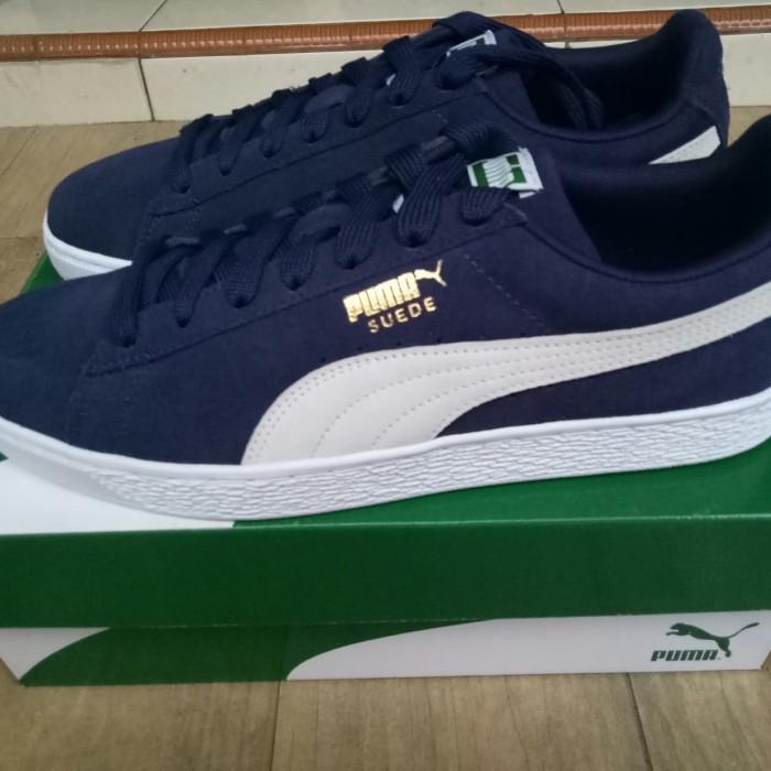 Jual Puma Suede Sepatu Sneaker Casual Sneakers Baru   Original BNIB ... 3e4324db9