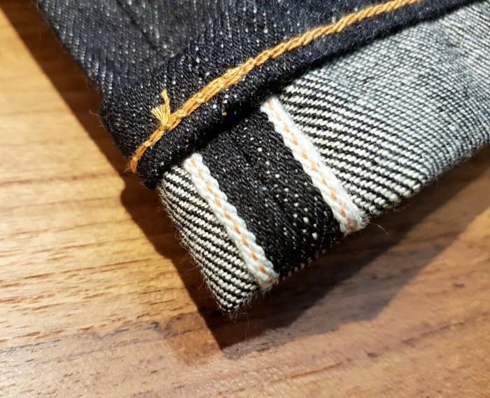 Jual The Flat Head F310 - 14 5oz Slim Fit (Tight Straight) Jeans - DKI  Jakarta - Denim House Indonesia | Tokopedia
