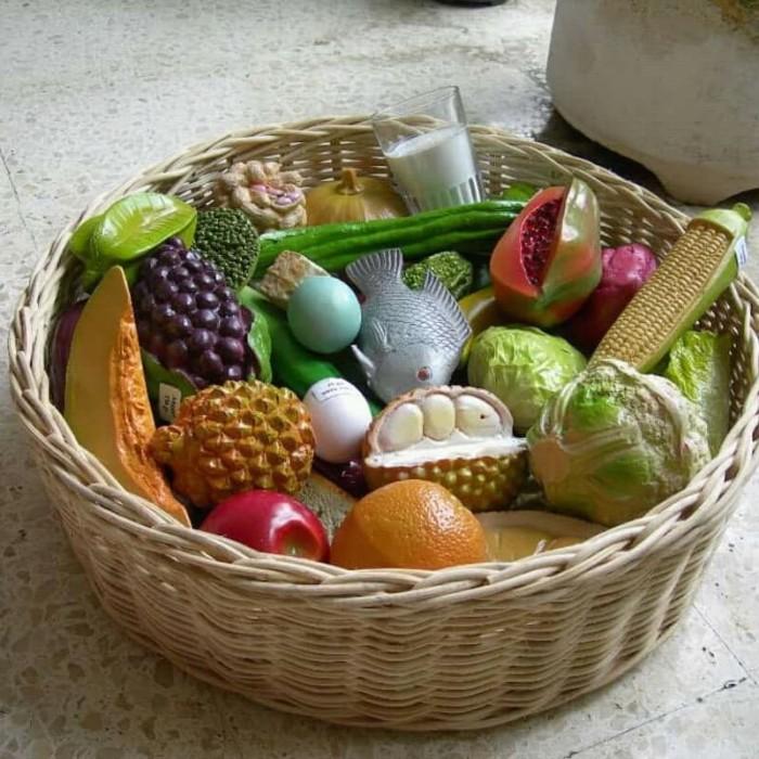 Jual Produsen Food Model Gizi 4 Sehat 5 Sempurna Kota Surabaya